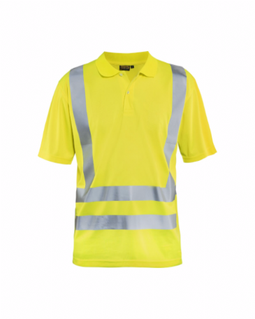 Blaklader 3391 High Vis Polo Shirt